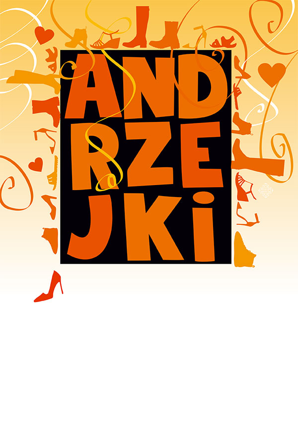 Andrzejki Plakat Na Bal Andrzejkowy